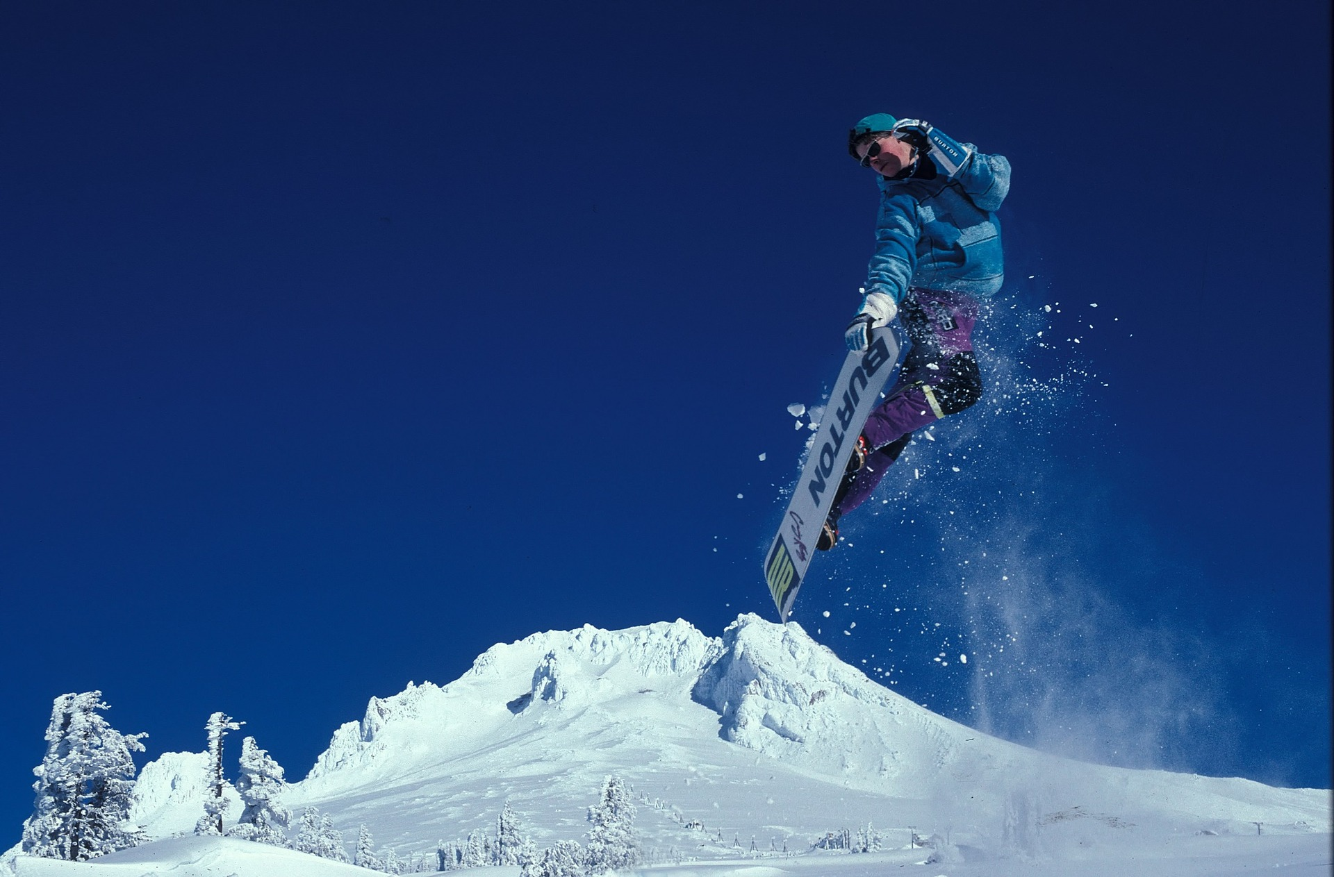 Renåfjellet Snowboard